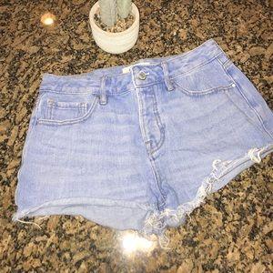 PACSUN mid-rise shorts